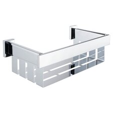 Edge Metal Wall Mounted Shower Caddy