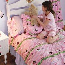 Poodles in Paris 3 Piece Toddler Bedding Set