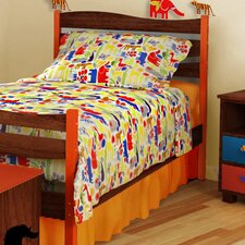 Zoo 4 U 3 Piece Toddler Bedding Set