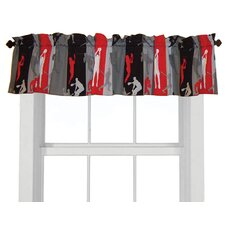 "Action Sports 57"" Curtain Valance"
