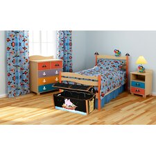 Pirate Pals Twin Panel Customizable Bedroom Set