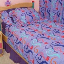 Little Girl Teaset Bedding Collection