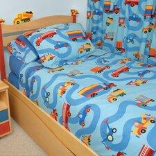 Boys Like Trucks Comforter Set