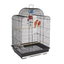 San Luis Bird Cage in Black