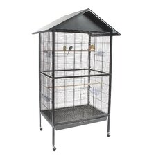 La Paz Bird Cage in Antique