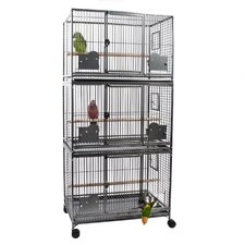 Parrot Grande Triple Cage (Set of 3)