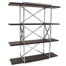 "Calista 78"" Accent Shelves"