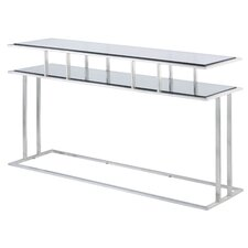 Mirage Rectangle Console Table