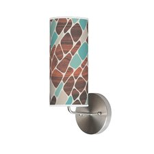 Organic Modern Cell Wall Sconce