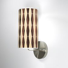 1 Light Weave 2 Wall Sconce
