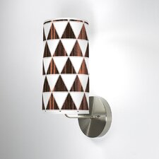 1 Light Triangle 1 Wall Sconce