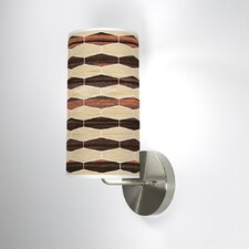 1 Light Weave 4 Wall Sconce
