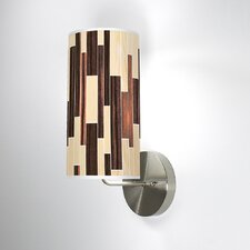1 Light Tile 2 Wall Sconce