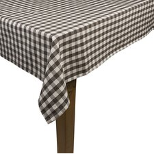 Tischdecke Karo aus 100% Baumwolle