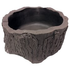 Stump Novelty Planter