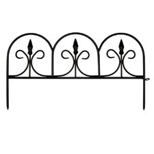 "33"" Victorian Fence (Pack of 6)"