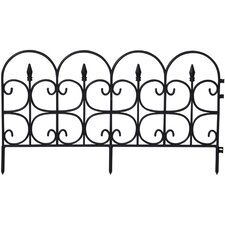 "15.5"" Victorian Fence (Set of 12)"