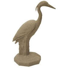 Heron Waterfowl Statue