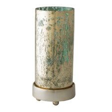 Gilded Sea Hurricane Candle Holder