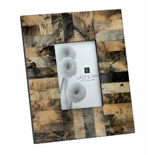 Square Horn & Resin Picture Frame