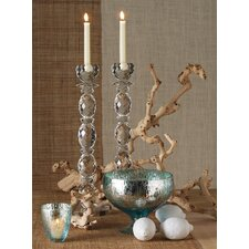 Harlow Crystal Candle Holder