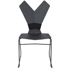 Y Armless Stacking Chair (Set of 2)