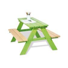 Kindersitzgarnitur Nicki in Grün