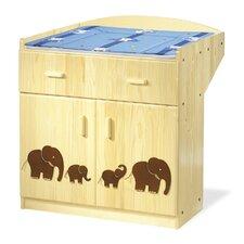 Wickelkommode Elefant Jumbo