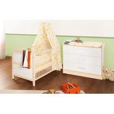 3-tlg. Kinderzimmer-Set Florian breit