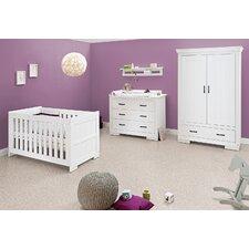3-tlg. Kinderzimmer-Set Skrollan