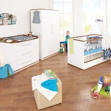 3-tlg. Kinderzimmer-Set Tuula