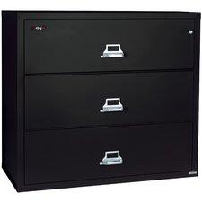3-Drawer  File