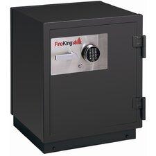2 Hr Fireproof Burglary Safe