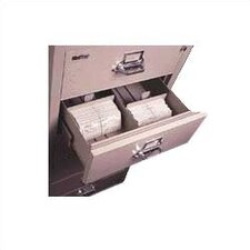 """3-Section Legal Size Document Insert for 3"""" H x 5"""" W Cards"""