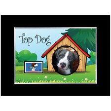 Top Dog Picture Frame
