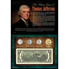 Many Faces of Thomas Jefferson Memorabilia