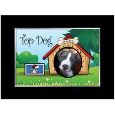 Top Dog Personalized Picture Frame