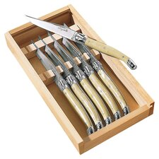 Laguiole Steak Knife Set (Set of 6)