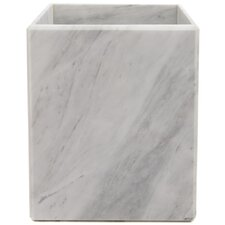 Luna Marble Waste Can