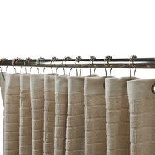 Subway Cotton Tile Shower Curtain