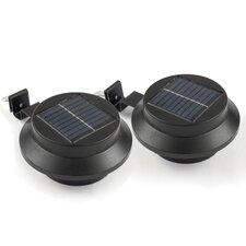Solar Gutter 3 Light Night Light (Set of 2)