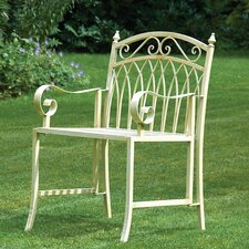 Versailles Folding Dining Arm Chair