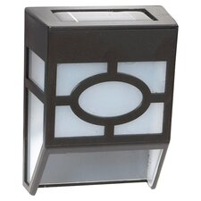 Solar Deck Light (Set of 4)