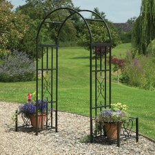 Ornamental Planter Arch