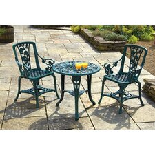 2 Seater Plastic Bistro Set