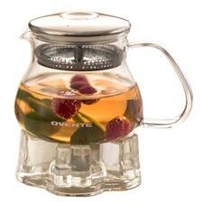 0.53-qt. Glass Teapot