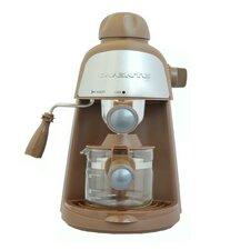 4 Cup Steam Espresso Machine