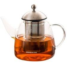 1.91-qt. Heat Tempered Glass Teapot