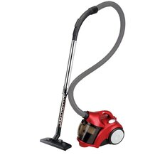 Compact Cyclonic Bagless Canister Vacuum