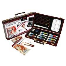 Watercolor Painting Beginner Box Set